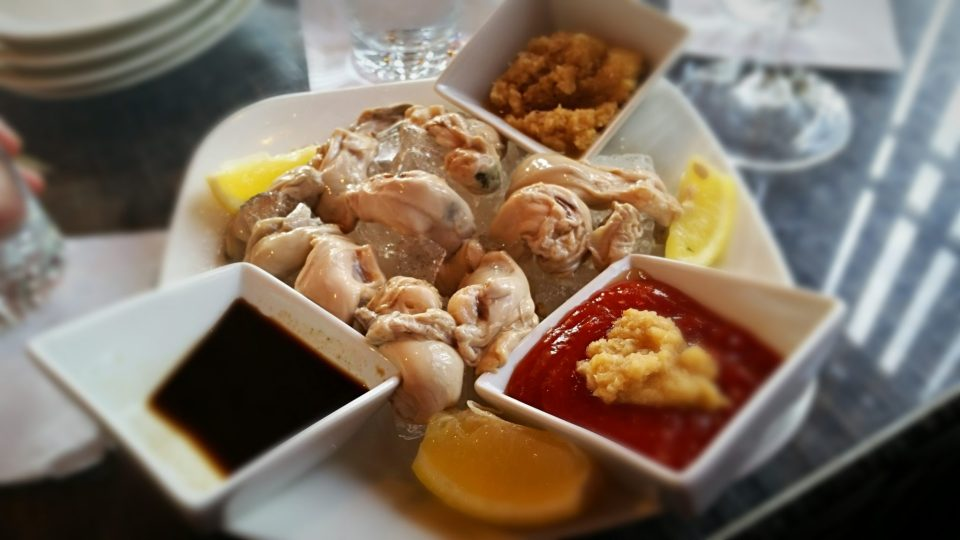Chef Bob's Food Du Jour: Oysters