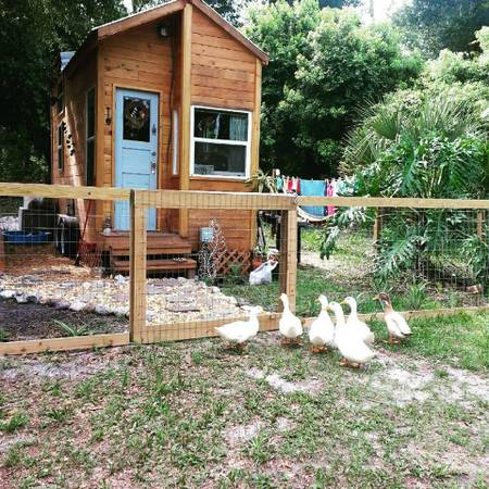 tiny house builders florida. This One, Affectionately Named The \u201cWandering Turtle\u201d Is Made Of Cypress And Heart Pine, Currently Located In Orange City, Florida. Tiny House Builders Florida