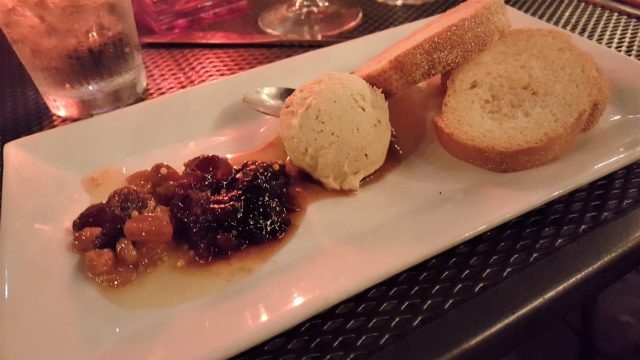 Foie Gras Plate at K Restaurant