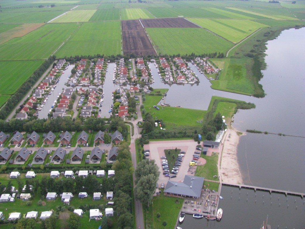 bungalowparkmarkant_uit de lucht