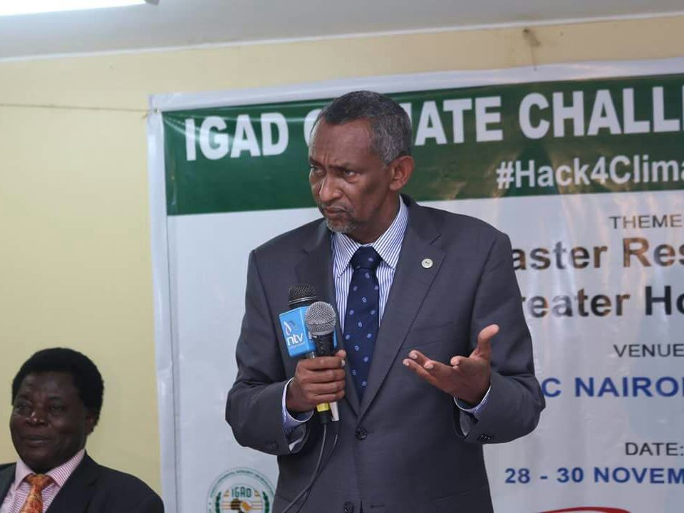 IGAD Challenge