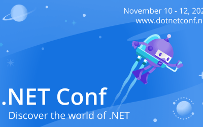 Bunifu supports Microsoft .NET and .NET Core at .NET Conf 2020 #dotNETconf