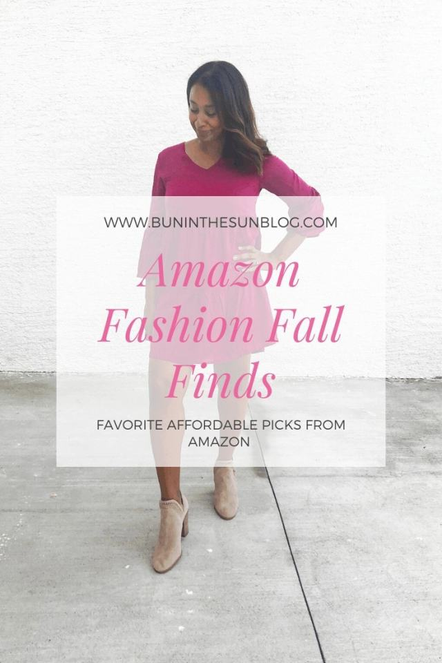 Amazon Fashion Fall Picks