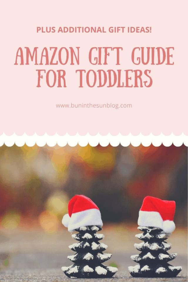 Toddler Gift Guide