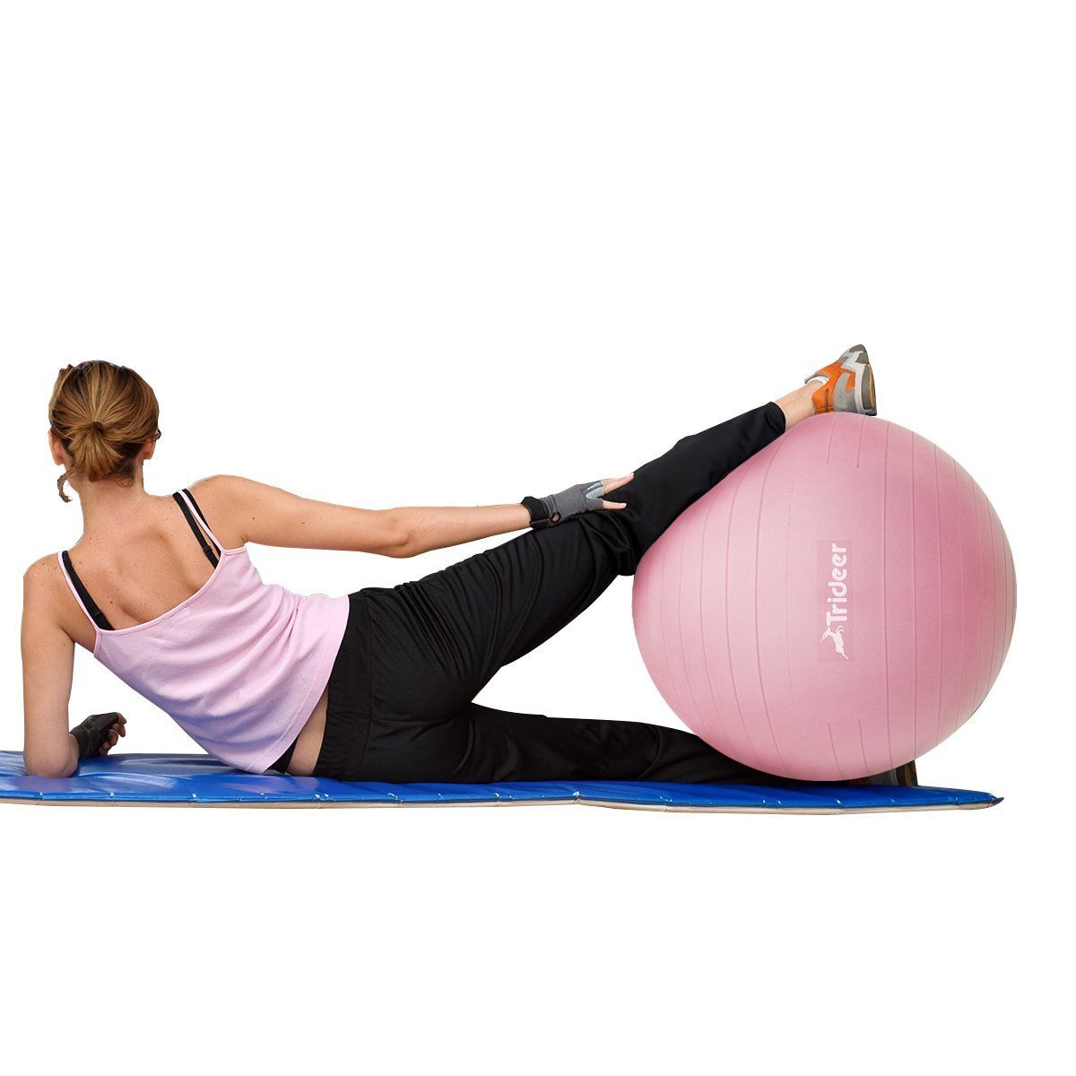 Yoga Ball Chair Yoga Ball Chairs Balance Ball For Stability Guide And Review