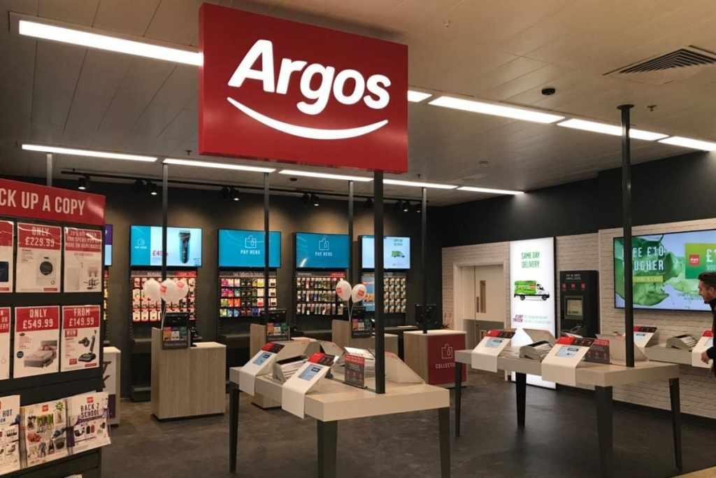 Argos Black Friday 2018