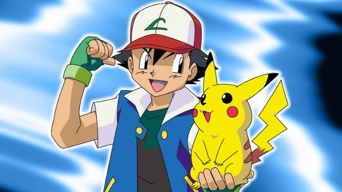 An image of Ash Ketchum voiced by Veronica Taylor