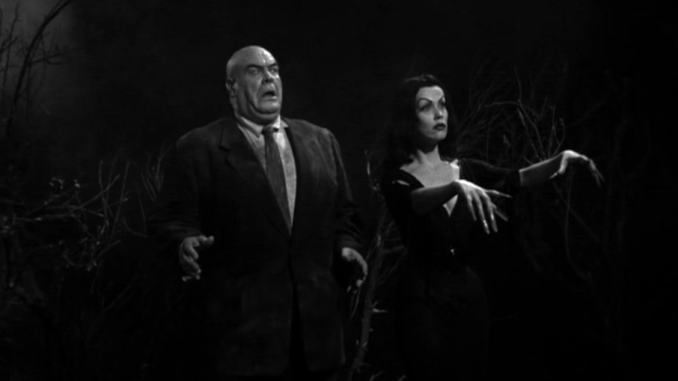 Somehow, Zombies from Plan 9