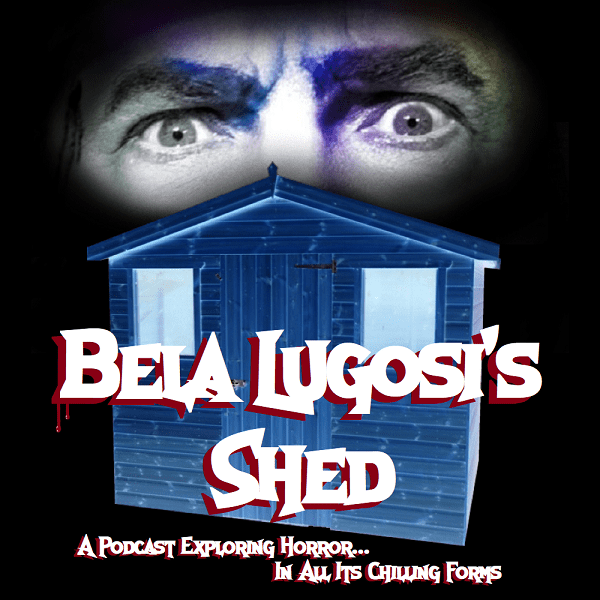 Bela Lugosi's Shed