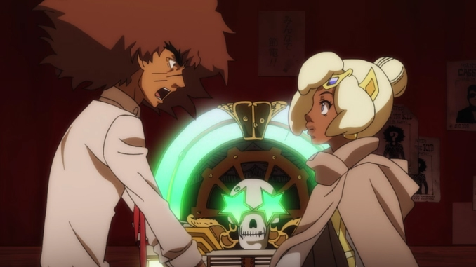 Cannon Busters 2019 Anime Review 2019 Bunkazilla Blog