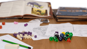 Ferocious 5: Pen & Paper RPGs That Are Not Dungeons & Dragons