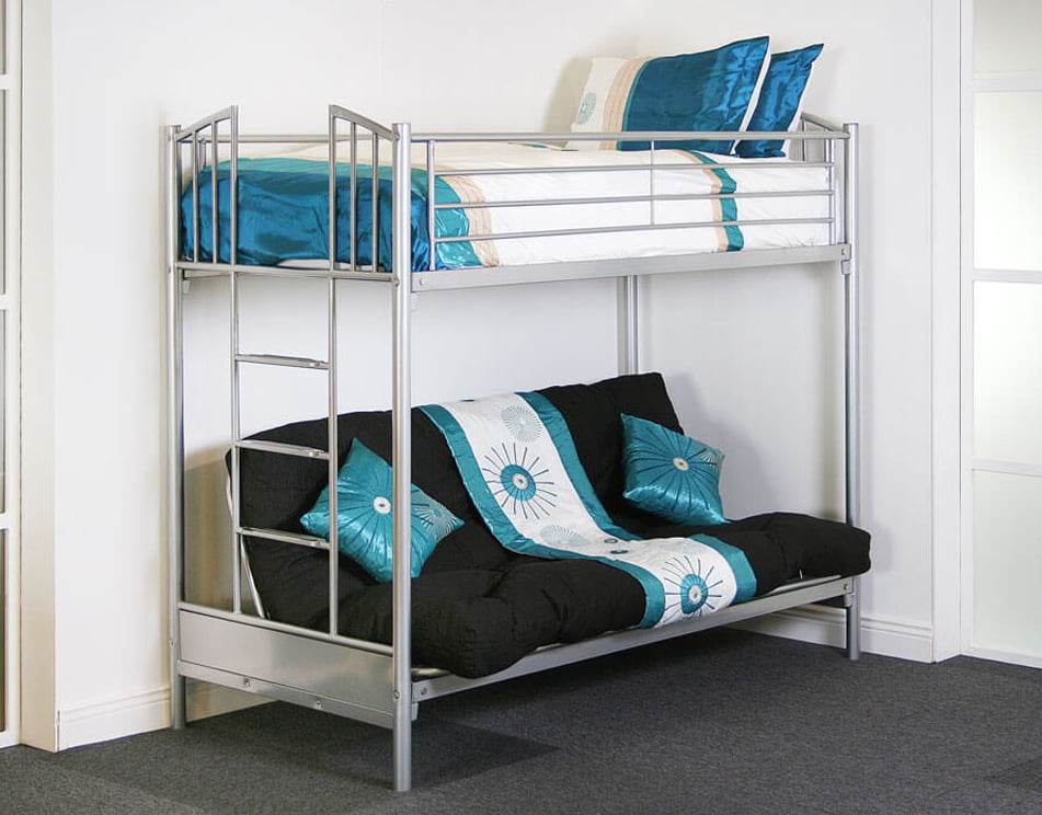 Triple Bunk Bed Sofa Novocom Top