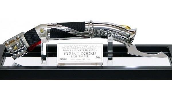 Master Replicas Count Dooku Lightsaber Star Wars Specialsale Bunker158 Com Dastardly villain count dooku from star wars, what more should we say? count dooku lightsaber star wars