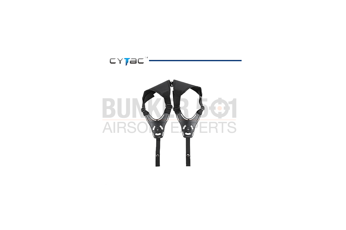 Cytac Shoulder Harness Bunker 501