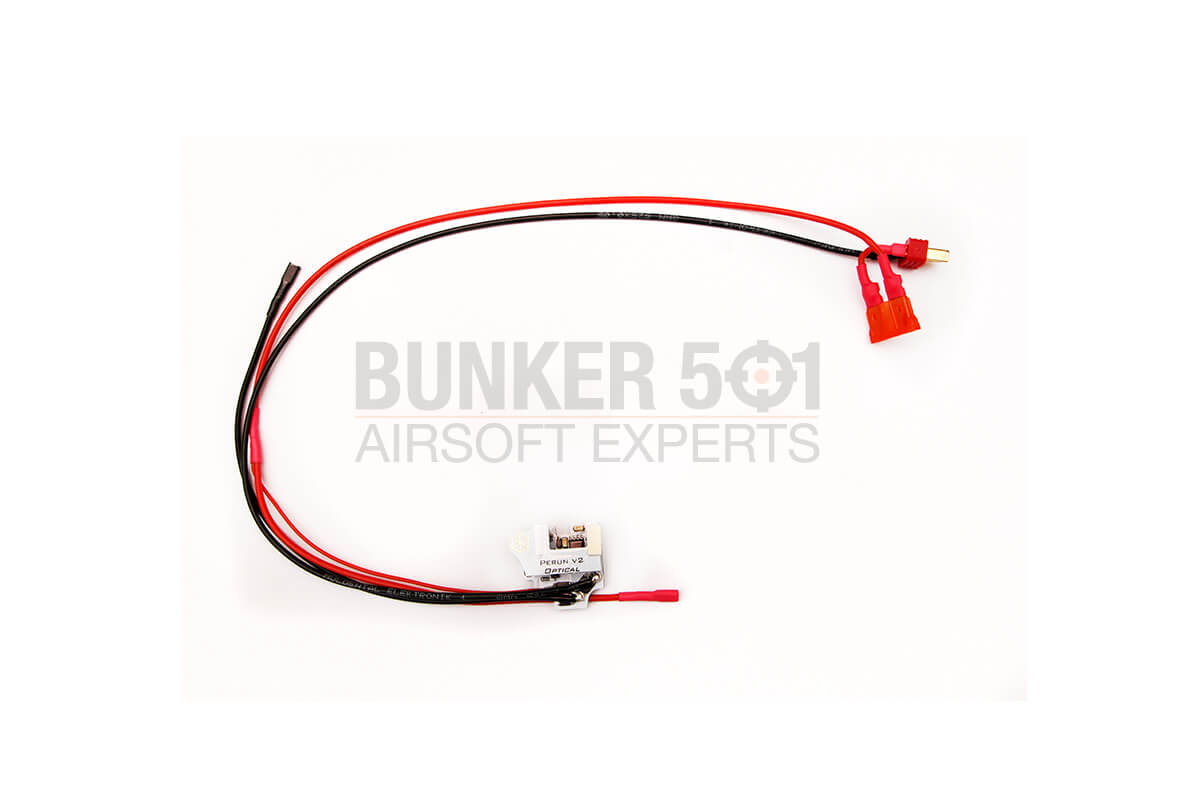Perun V2 Optical Mosfet Rear Wire (Nl Version) ⋆ Bunker 501