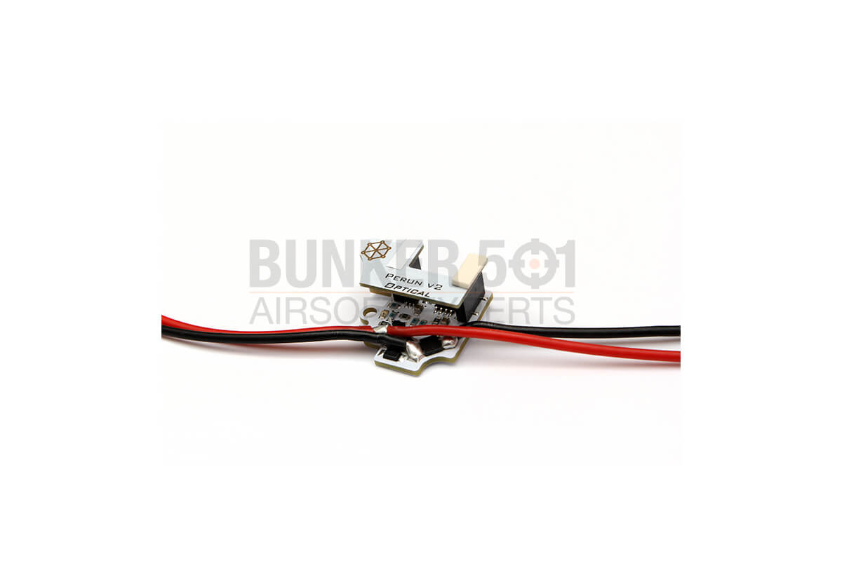 Perun V2 Optical Mosfet Front Wire (Nl Version) ⋆ Bunker 501