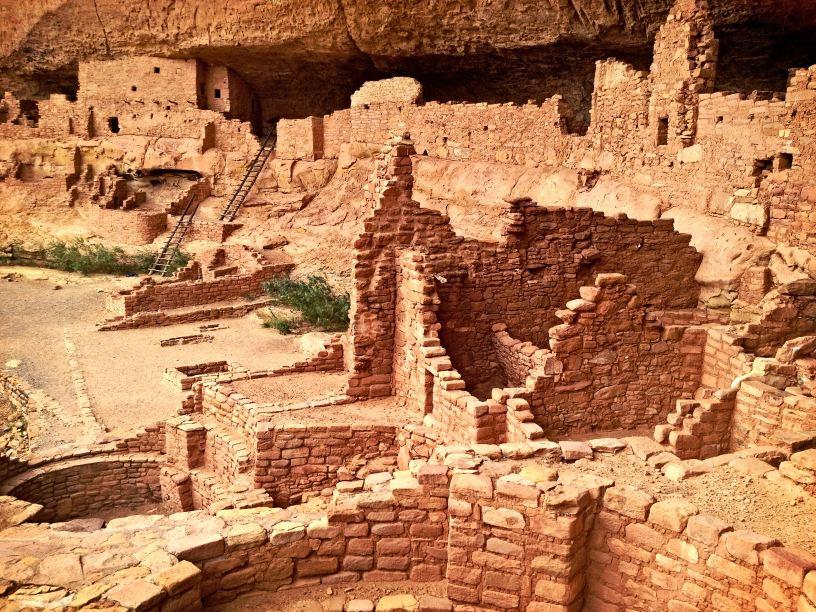 SHTF Ancient Ruins