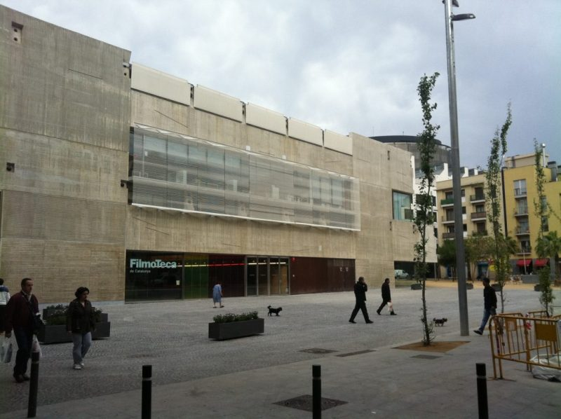 Best Movie Theaters in Barcelona