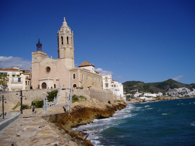 best day trips from barcelona sitges