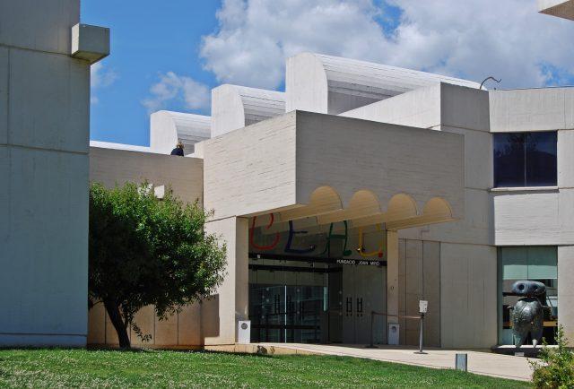 best museums in Barcelona - Fundacio Miro