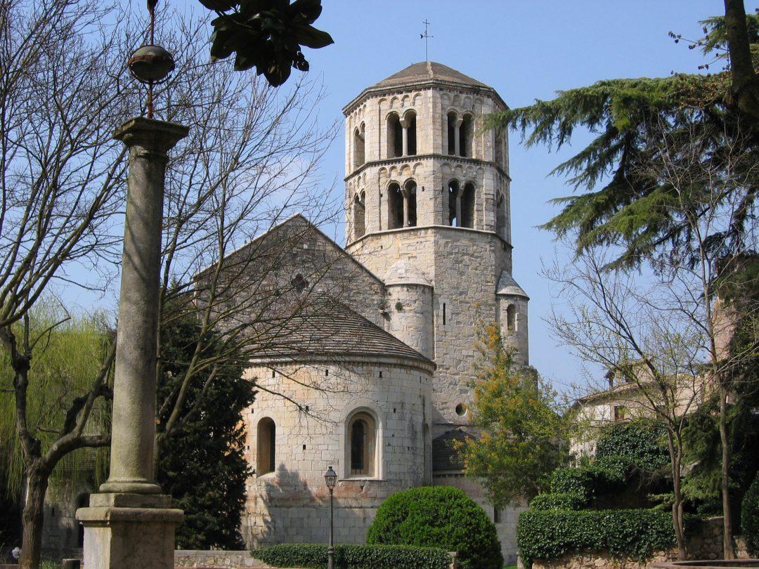 day-trip-to-girona-Sant-Pere-de-Galligants-monastery