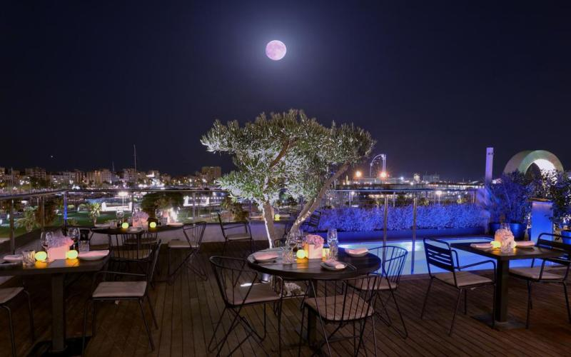 exclusive-hotels-in-barcelona-the-serras-rooftop-pool