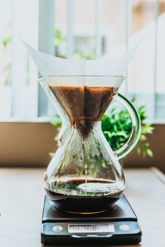 best-third-wave-coffee-shops-in-girona-chemex