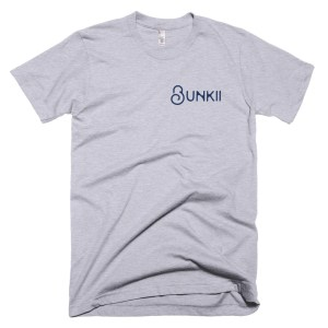 Bunkii Logo Short-Sleeve T-Shirt