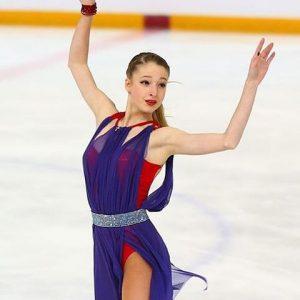 マリアソツコワ(ロシア女子フィギュア)のコーチと大会成績は?