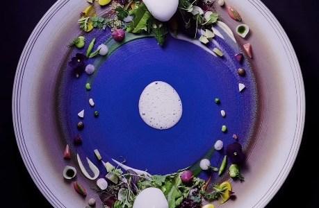 米田肇(HAJIME)の地球のコース料理の写真画像に神降臨!食材と調理法も!