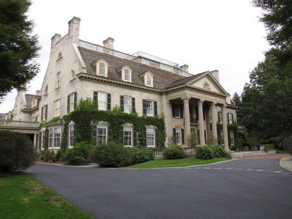 George Eastman House Rochester . Bunnie' Garden