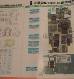 nokia schematics bunnie s blog  [ 2853 x 1896 Pixel ]