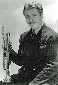 Bunny Berigan, 1936 publicity photo.