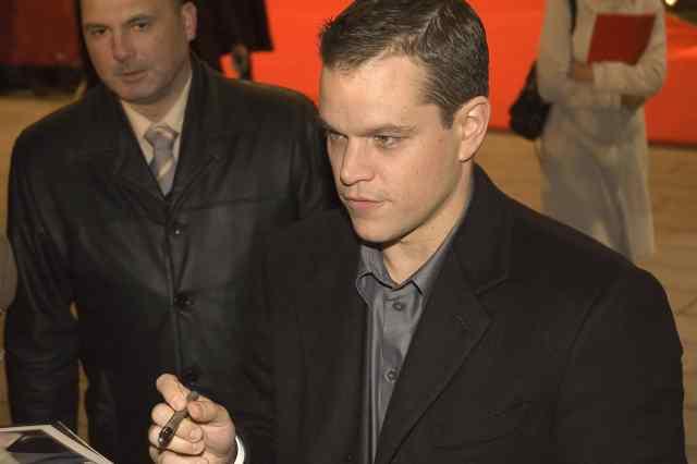 Matt Damon Chicken Breast Diet