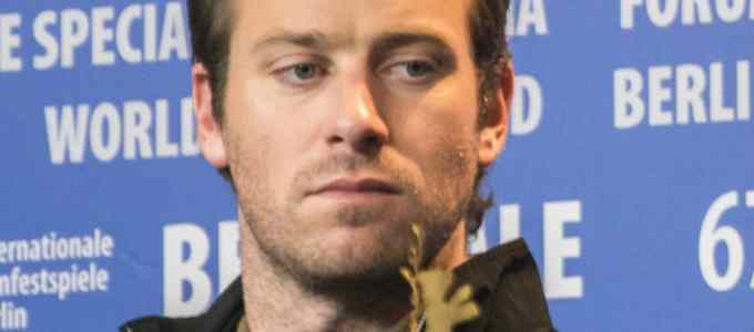 Armie Hammer The Actor