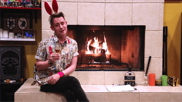 Macaulay Culkin's Bunny Ears: A NEW Lifestyle Brand For You