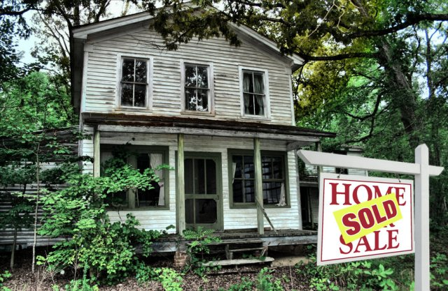 Sell That House Once You Exorcise The Spirit Of The Last Owner