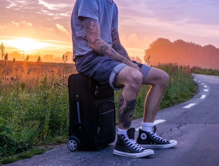 travel blogging