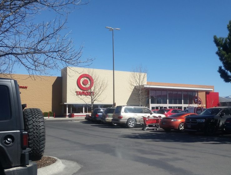 places to cry in this target
