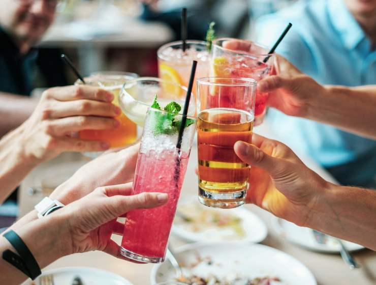 Fun Anxiety-Themed Cocktail Recipes To Spice Up Your Therapy Group