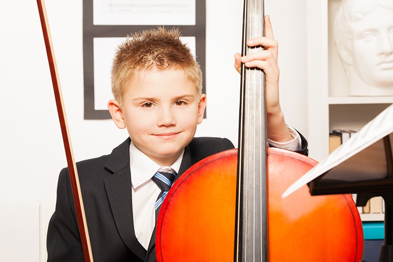 Yes, My Son's a Cello Prodigy, But His Shit Still Stinks Like the Rest of Us