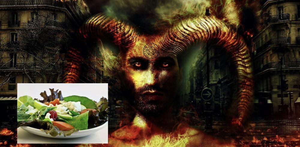 summons the devil