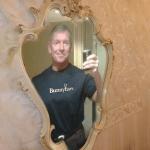 Vince McMahon's mirror