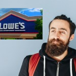 shoplift from Lowe's
