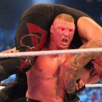 Brock Lesnar fell in love