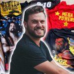 Retro Wrestling T-Shirts