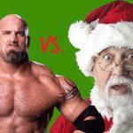 Goldberg Challenges Santa