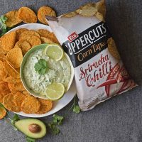 Curious chips for seasoned foodies and a hot giveaway