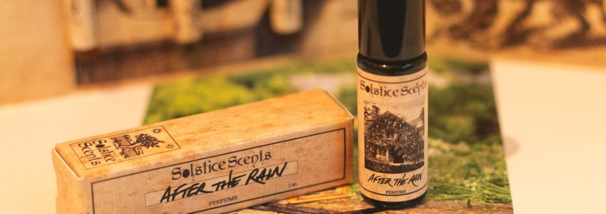 Solstice Scents After the Rain review bunnyechoes