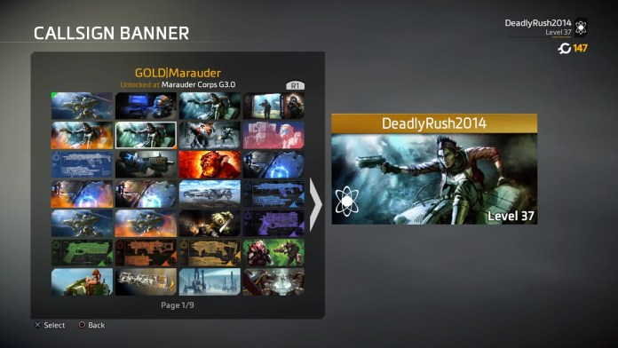 Unshockables such as Banner as you progress in Multiplayer